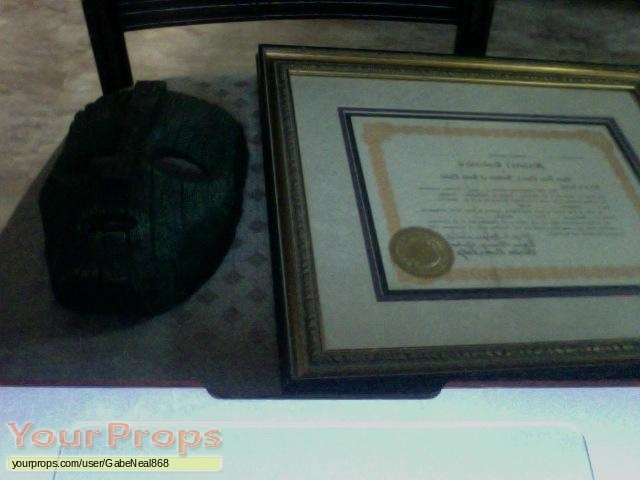 Son of the Mask original movie prop