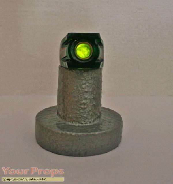 Green Lantern replica movie prop