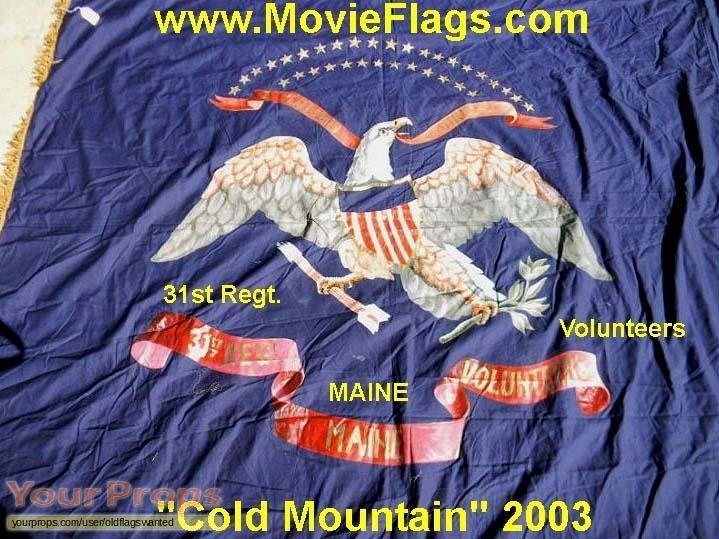 Cold Mountain original movie prop