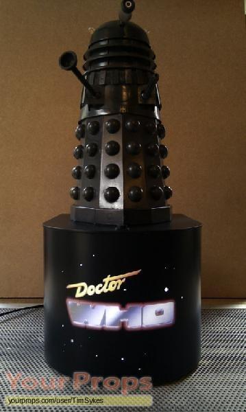 Doctor Who original model   miniature