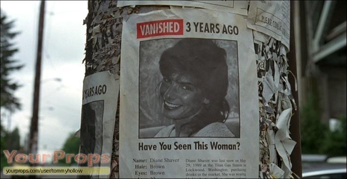 The Vanishing original movie prop