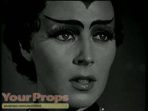 Cat-Women of the Moon original make-up   prosthetics