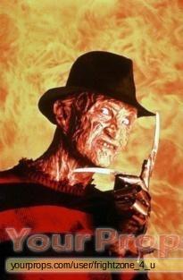 A Nightmare On Elm Street 2  Freddys Revenge original production material