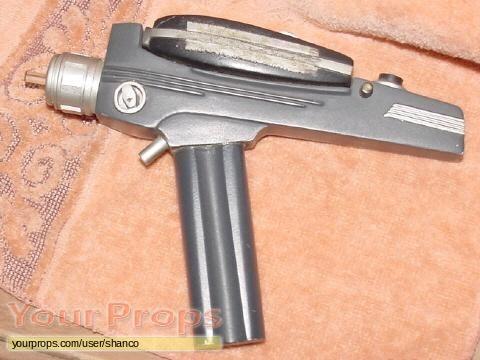 Star Trek  The Original Series original movie prop weapon