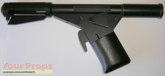 Logans Run replica movie prop weapon