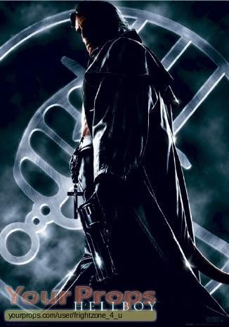 Hellboy original production material