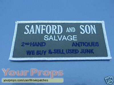 Sanford and Son replica movie costume