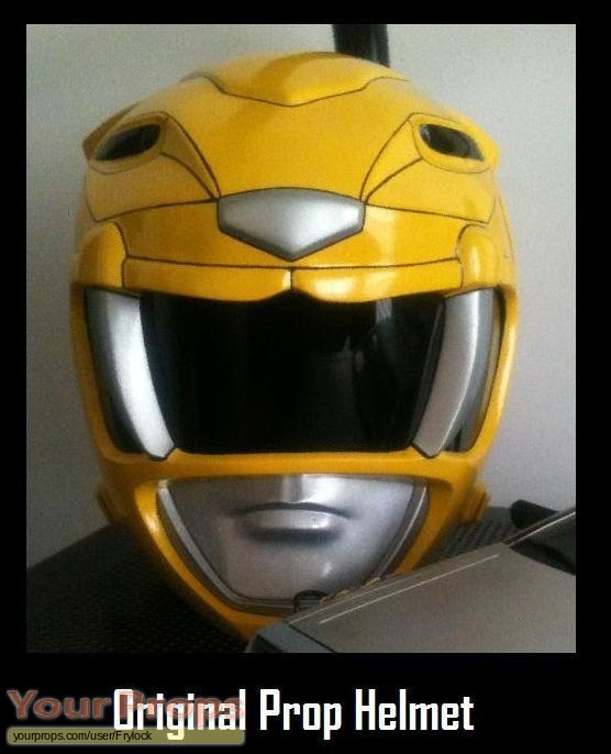 Mighty Morphin Power Rangers original movie costume
