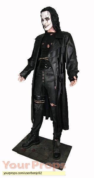 The Crow original movie costume