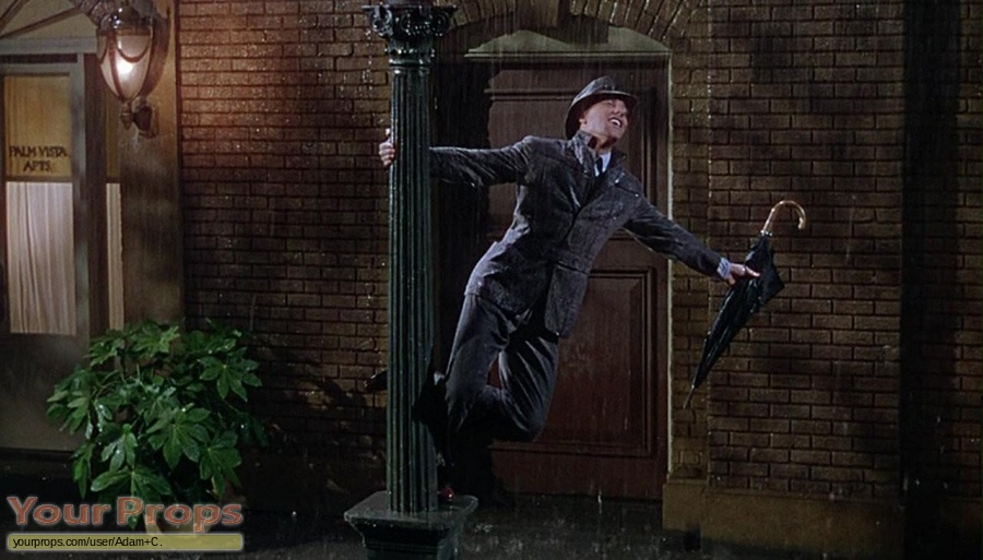 Singin In The Rain replica movie prop