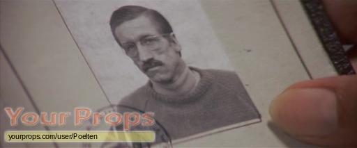 The Odessa File original production material