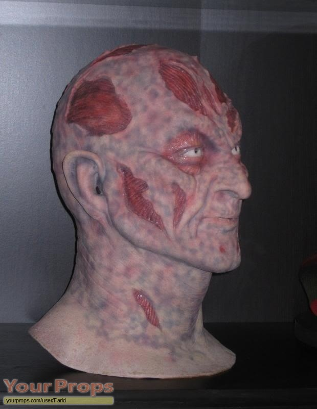 New Nightmare (Wes Cravens) original movie prop
