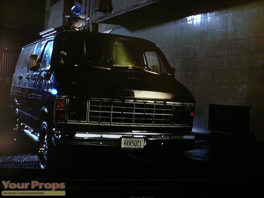 The Cape original movie prop