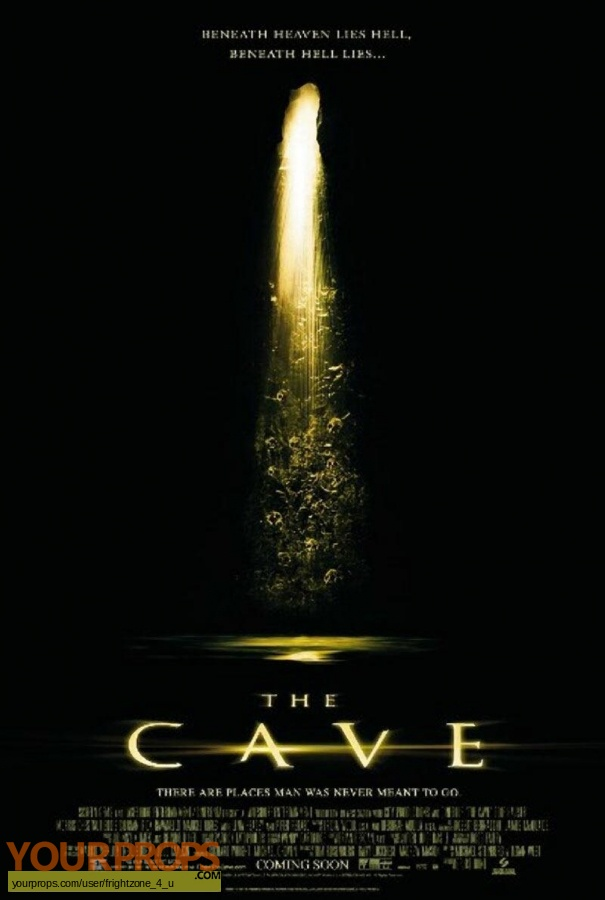 The Cave original movie costume