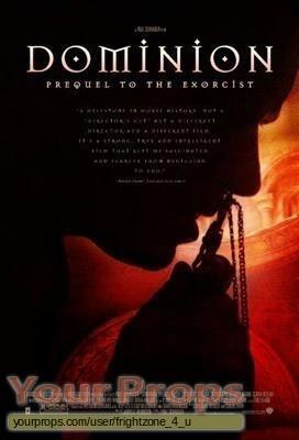 Dominion  Prequel to the Exorcist original movie costume
