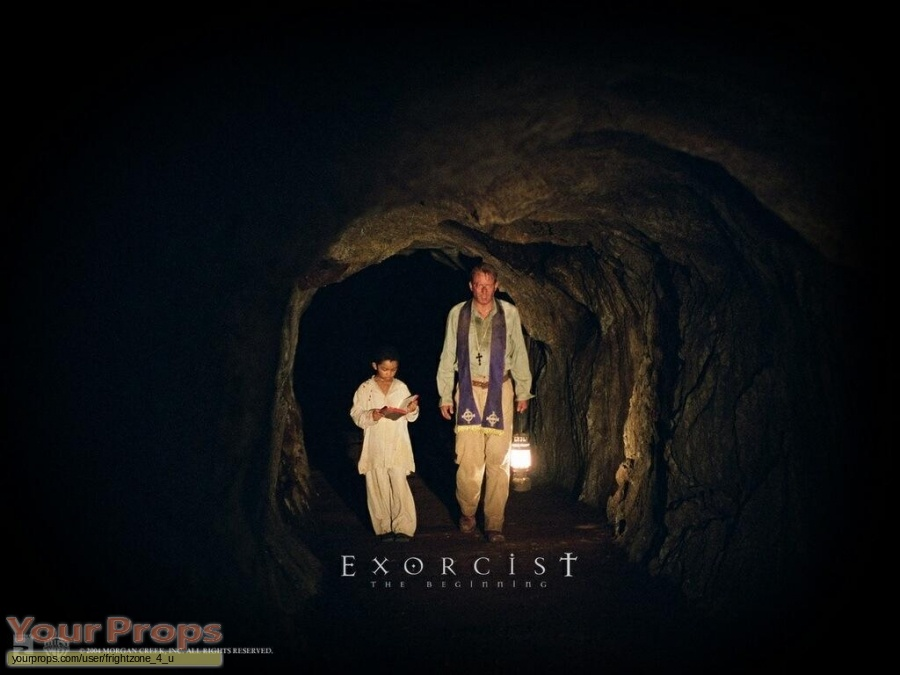 Exorcist IV  The Beginning original movie costume