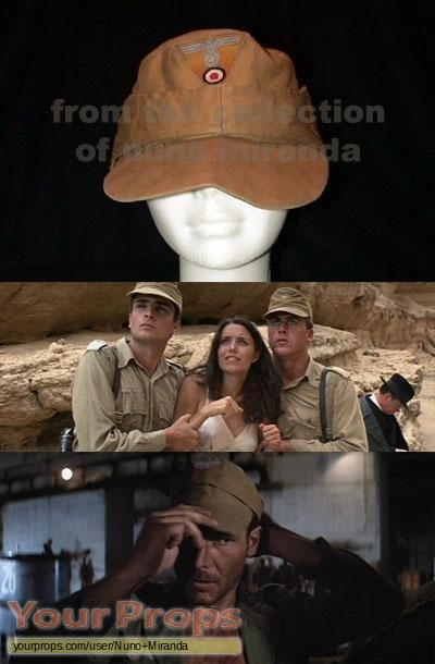 Indiana Jones And The Raiders Of The Lost Ark original movie costume