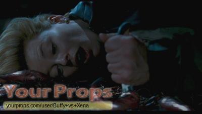 Slither original movie prop weapon