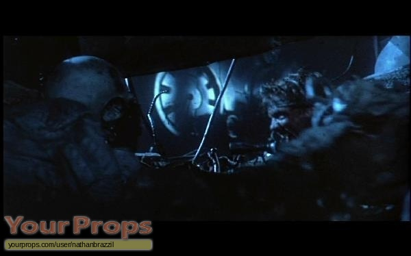 The Terminator original production artwork