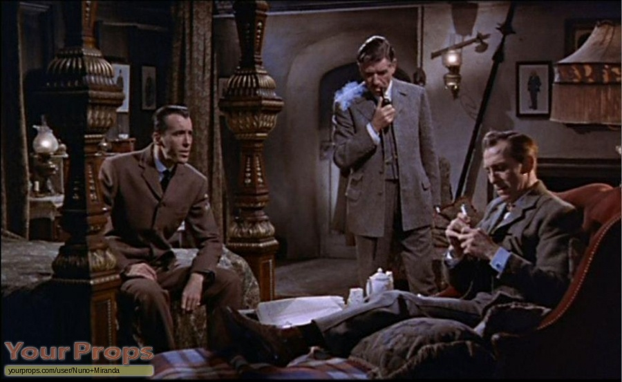 The Hound of Baskervilles original movie prop
