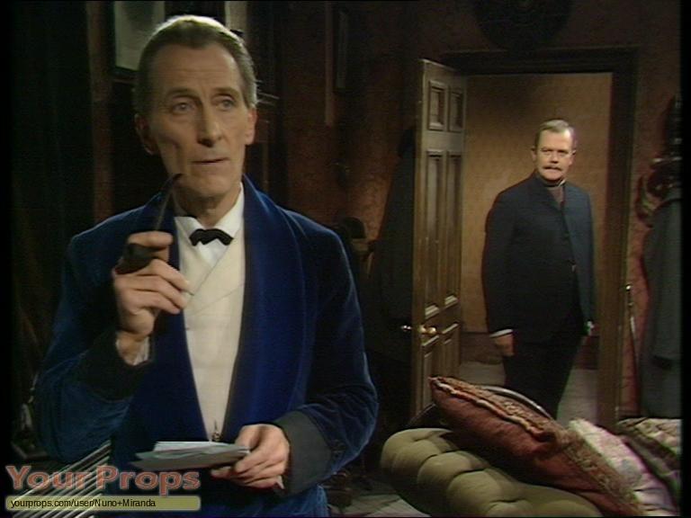 Sherlock Holmes original movie prop