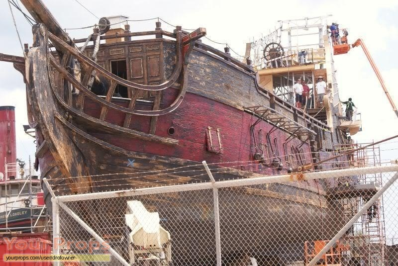 Pirates of the Caribbean  On Stranger Tides original movie prop