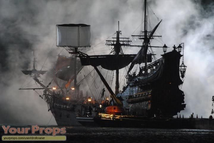 Pirates of the Caribbean  On Stranger Tides original movie prop