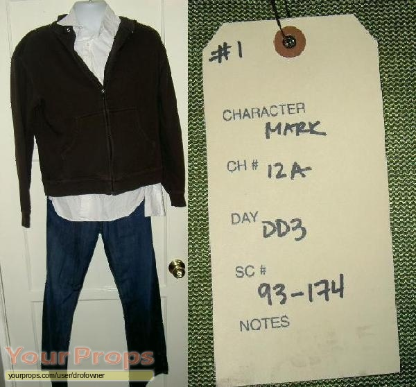 The Social Network original movie costume
