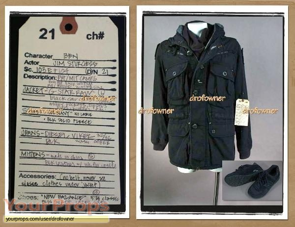 21 original movie costume