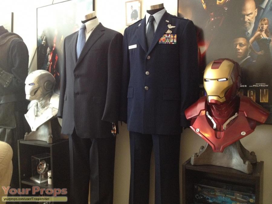 Iron Man original movie costume