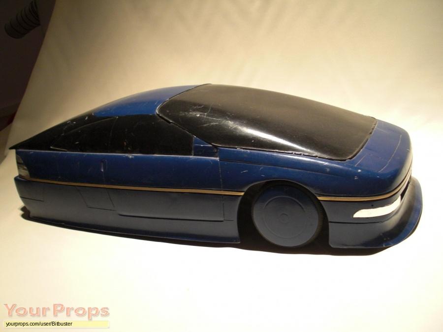 Back To The Future 2 original model   miniature