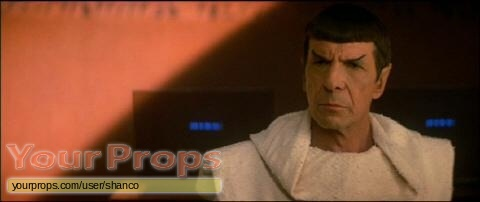 Star Trek IV  The Voyage Home original movie prop