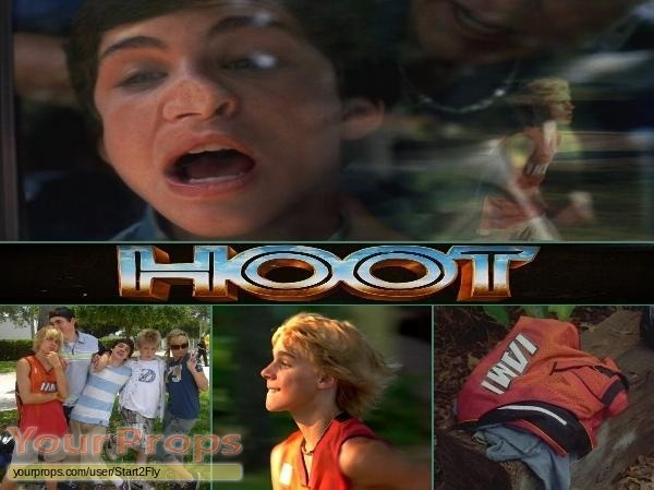Hoot original movie costume