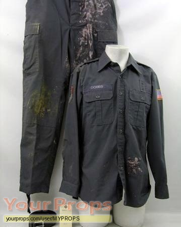 Armored original movie costume