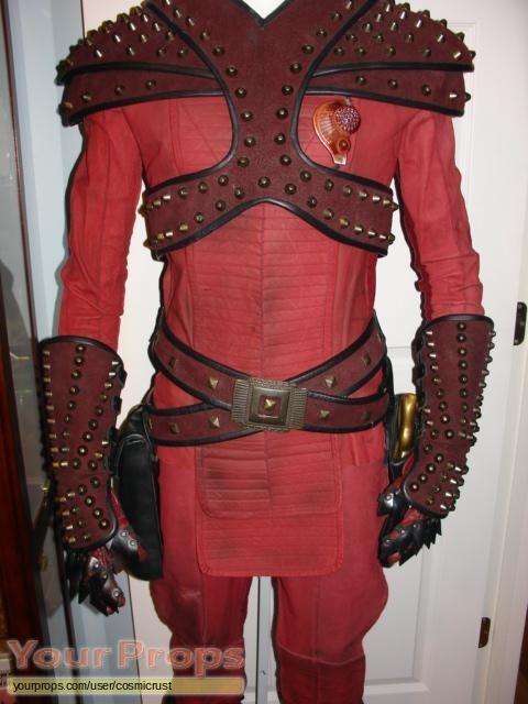 Farscape original movie costume
