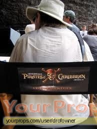 Pirates of the Caribbean  On Stranger Tides original production material