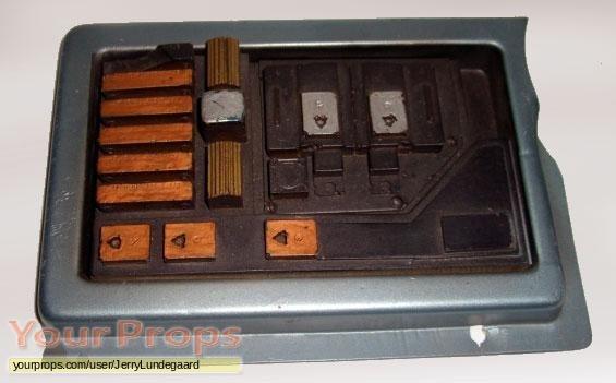 Short Circuit original movie prop