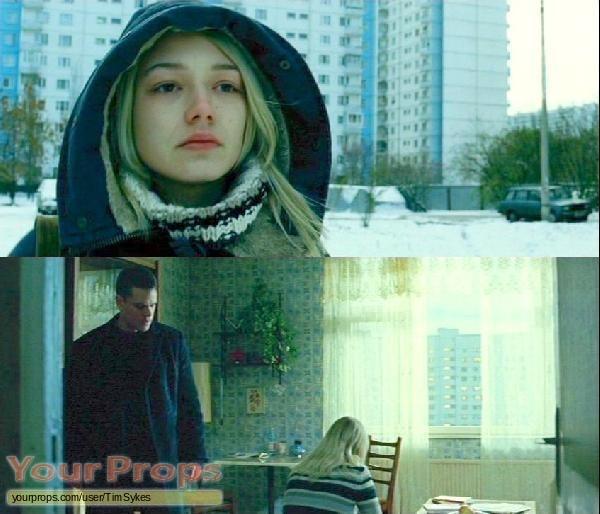 The Bourne Supremacy original movie costume