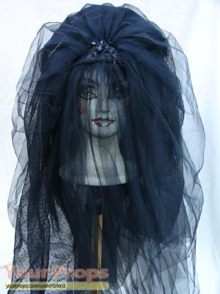 Elvira  Mistress of the Dark original movie prop