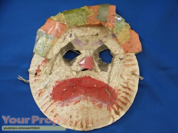 Rob Zombie Halloween Clown Mask.Halloween Rob Zombie S Michael Myers Screen Used Clown