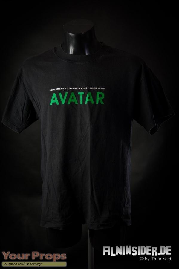 Avatar original film-crew items