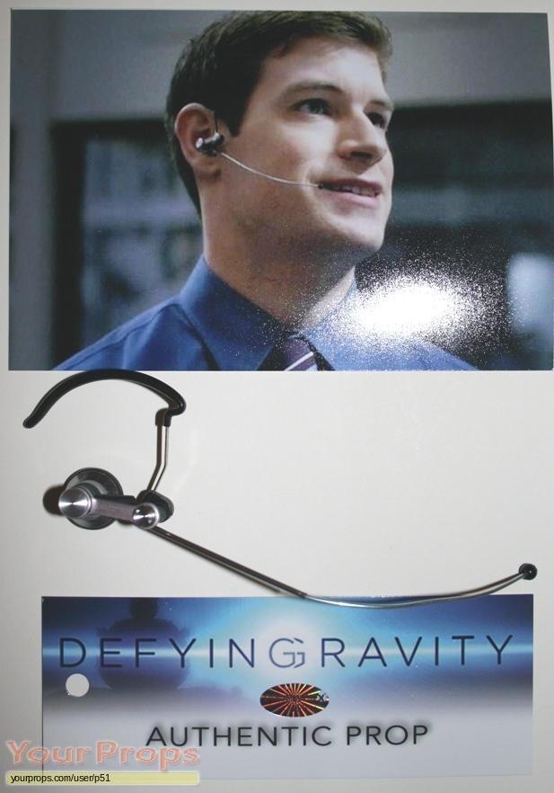 Defying Gravity original movie prop