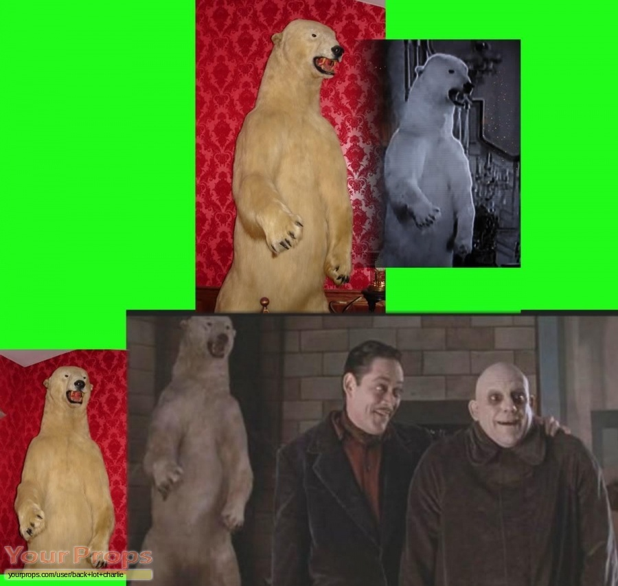 Ed Wood original movie prop