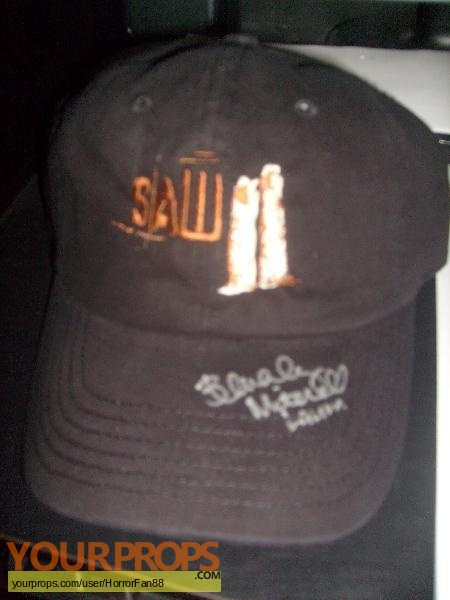 Saw II replica production material