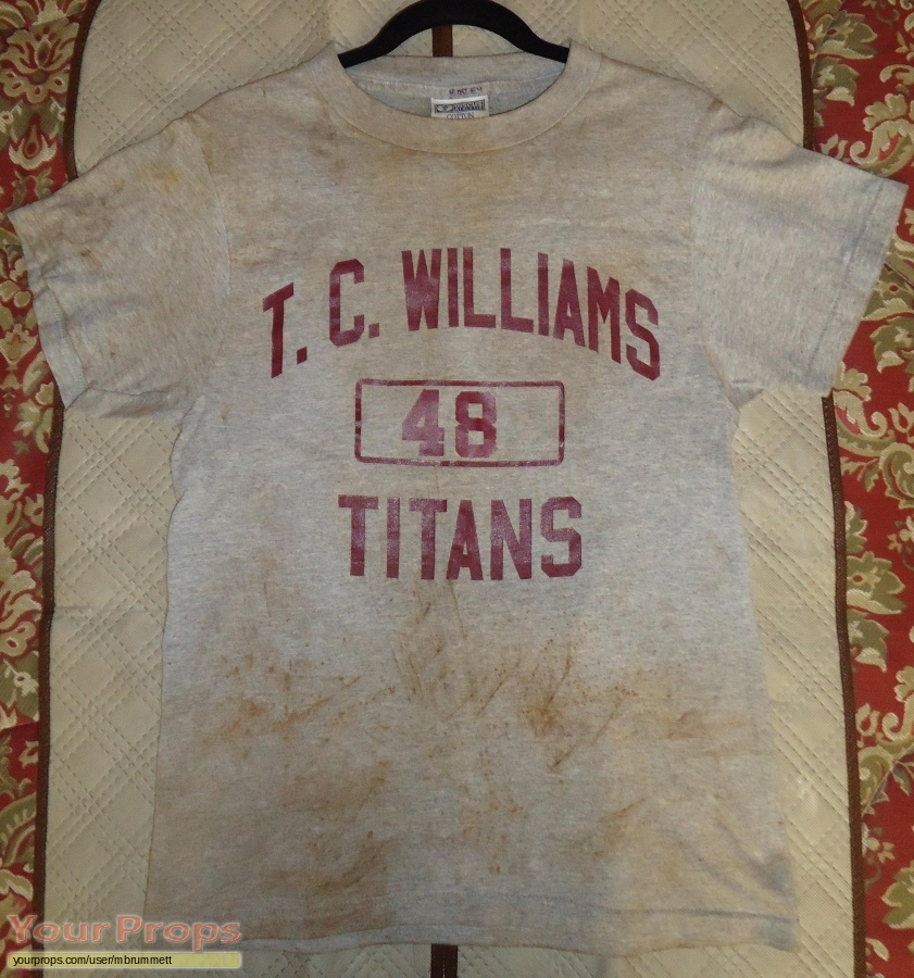 Remember the Titans original movie costume