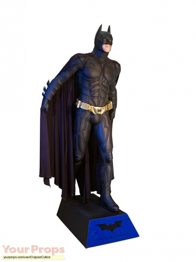 The Dark Knight replica movie prop