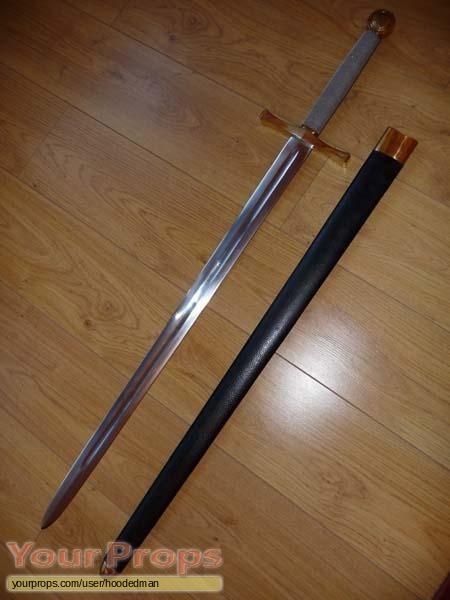 Excalibur replica movie prop weapon