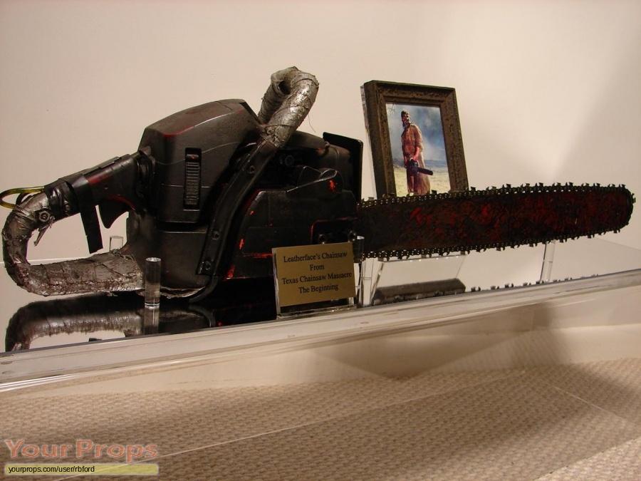 Texas Chainsaw Massacre  The Beginning original movie prop