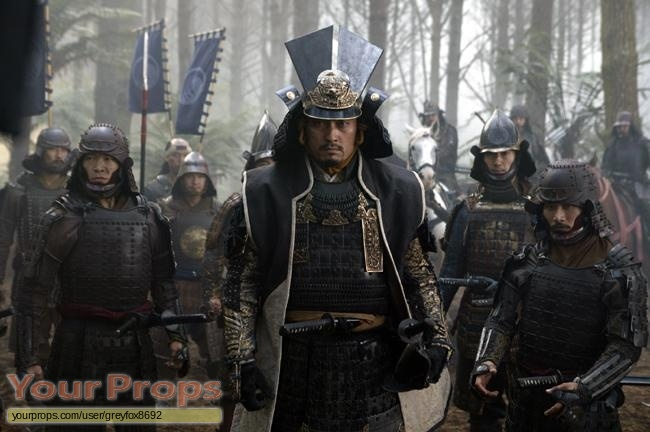 The Last Samurai original movie costume