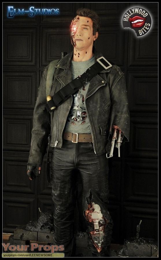 Terminator 2  Judgment Day replica movie prop